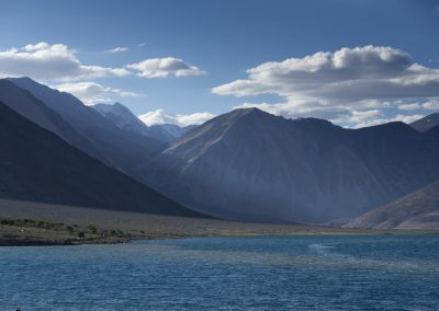 Pangong Lake, Inde