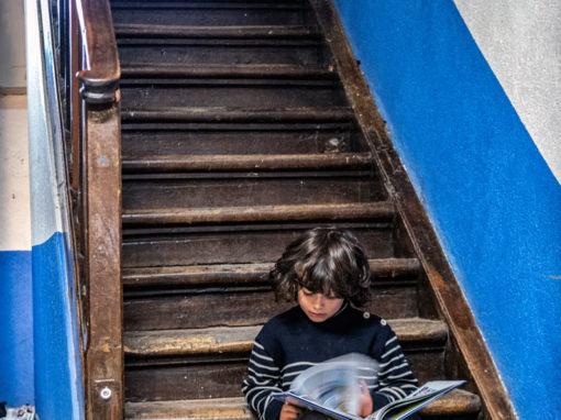 Défi 0919 Escaliers