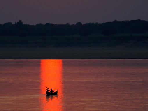 Lever ou coucher de soleil